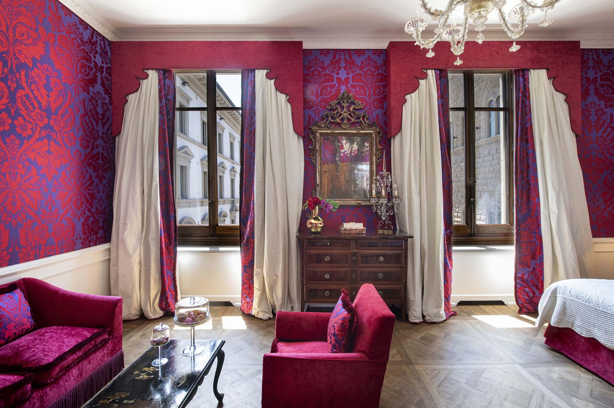 Starhotels Helvetia & Bristol in Florence: Junior Suite