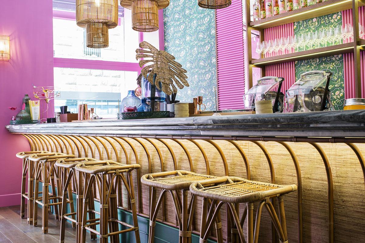 Ristorante Temakinho a Firenze: Dettagli Bar