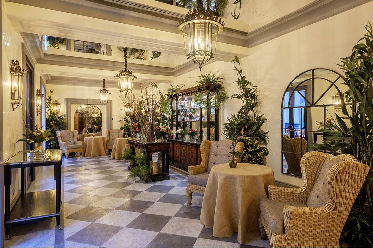 Starhotels Helvetia & Bristol: Dining bistrot il Baretto