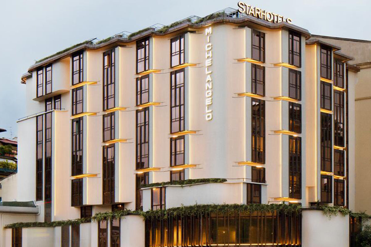 8.Hotel Michelangelo 2