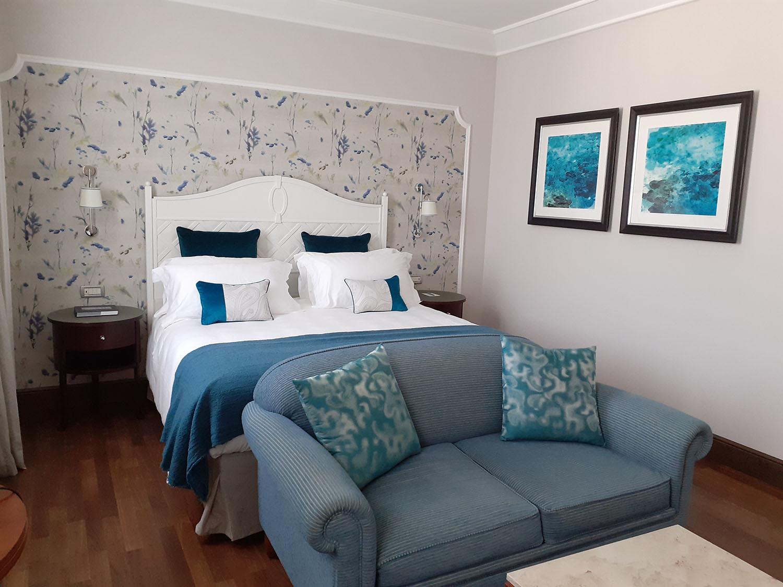 Terme di Saturnia Resort & SPA: camera da letto