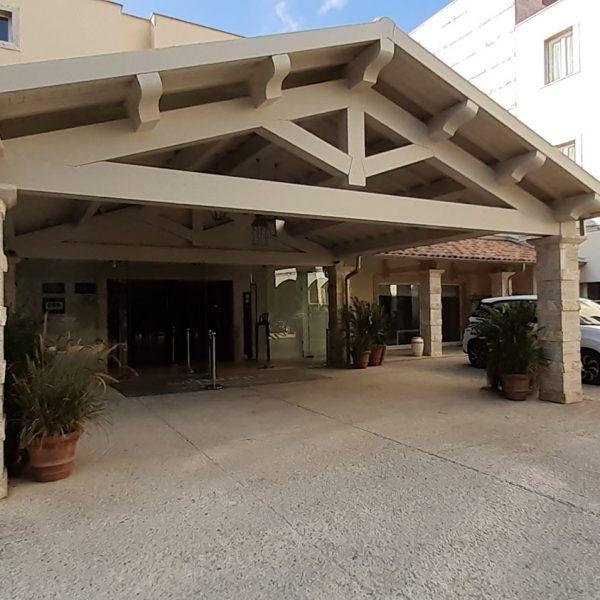 Terme di Saturnia Resort & SPA: ingresso