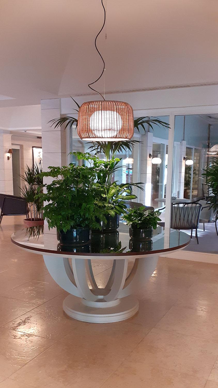 Terme di Saturnia Resort & SPA: dettaglio ingresso