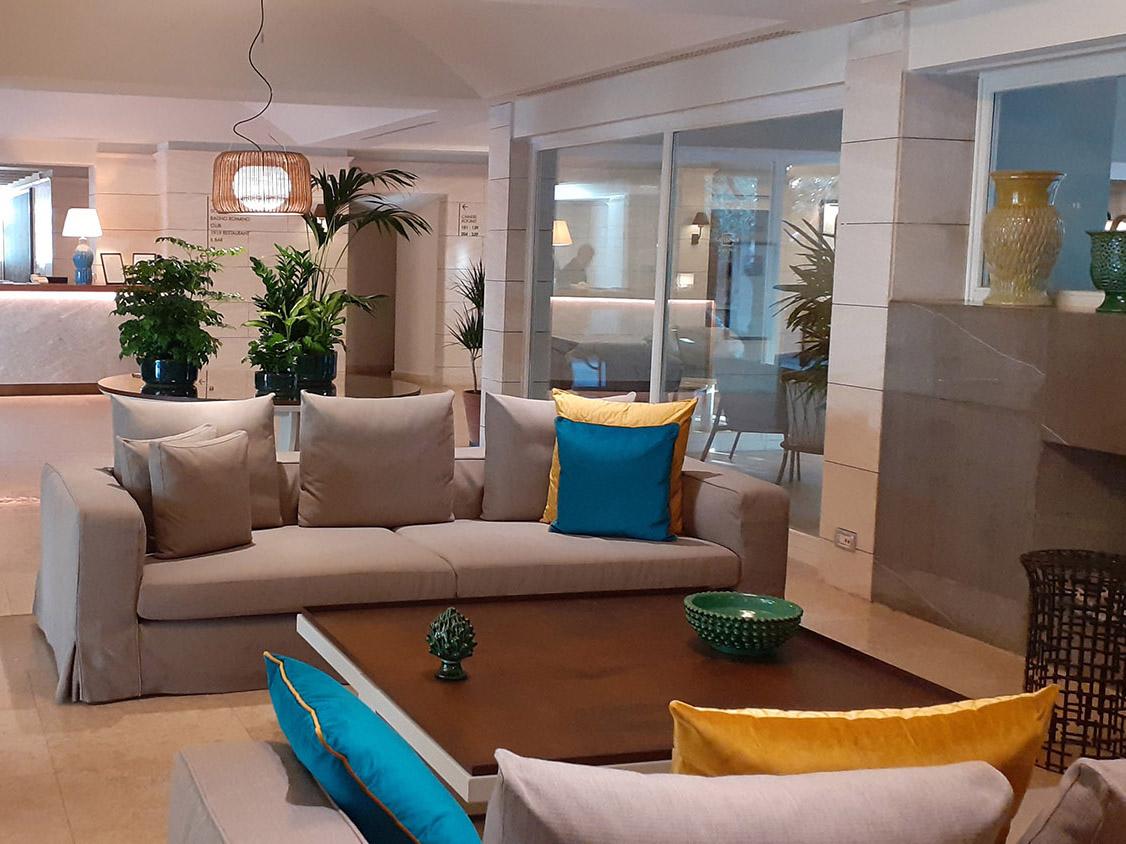 Terme di Saturnia Resort & SPA: dettagli waiting room