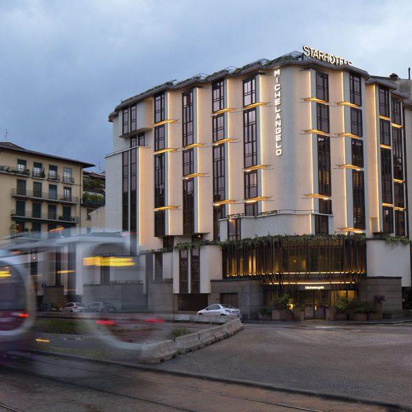 Starhotels Michelangelo: vista dall'esterno