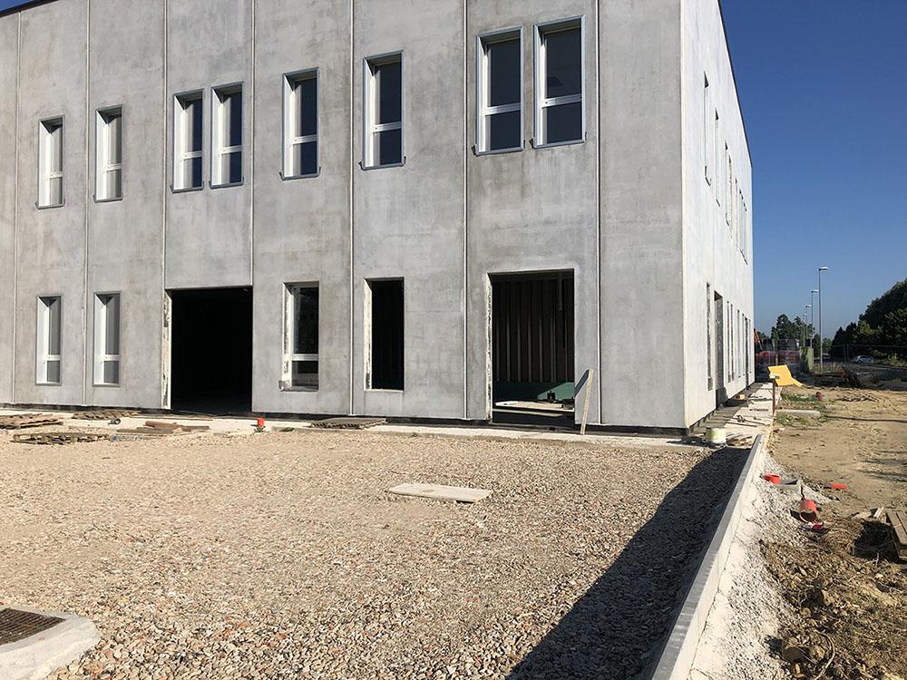 Incinque a S.Giovanni Val d'arno: costruzione ex-novo