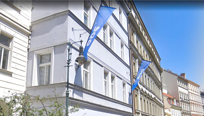 Unità residenziali ad uso turistico a Praga: esterno