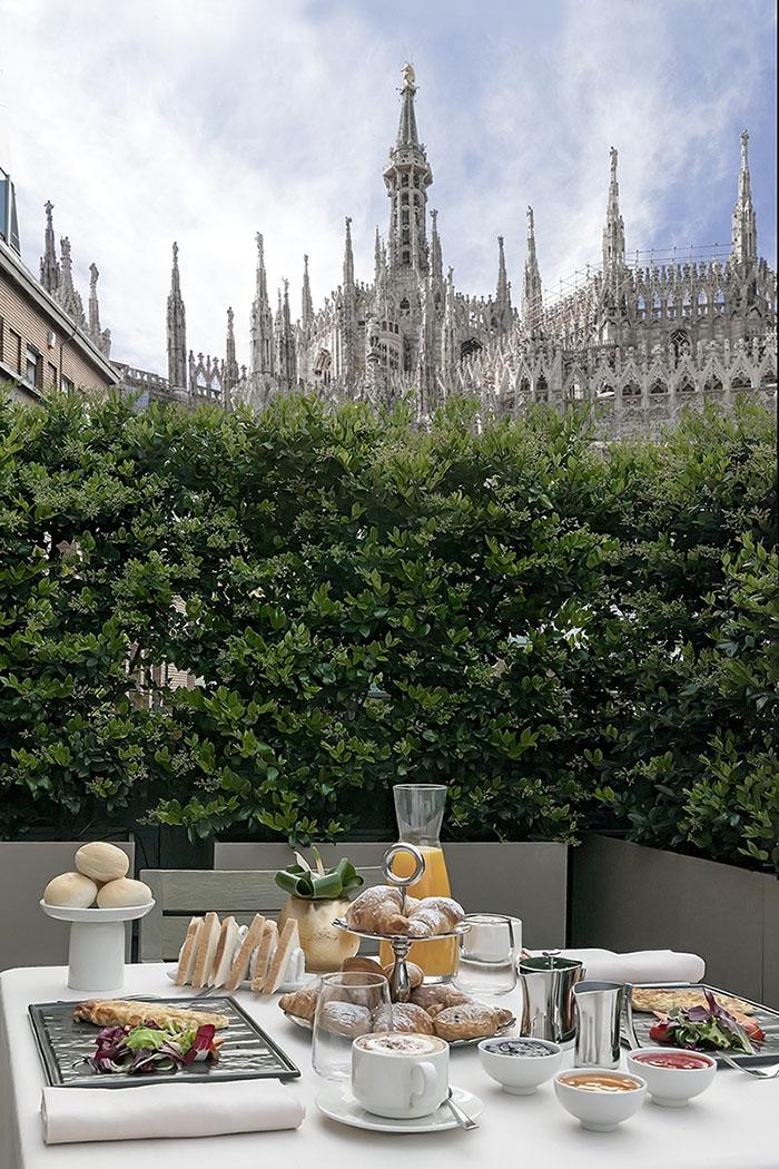 Starhotels Rosa Grand a Milano: Panoramic Junior Suite