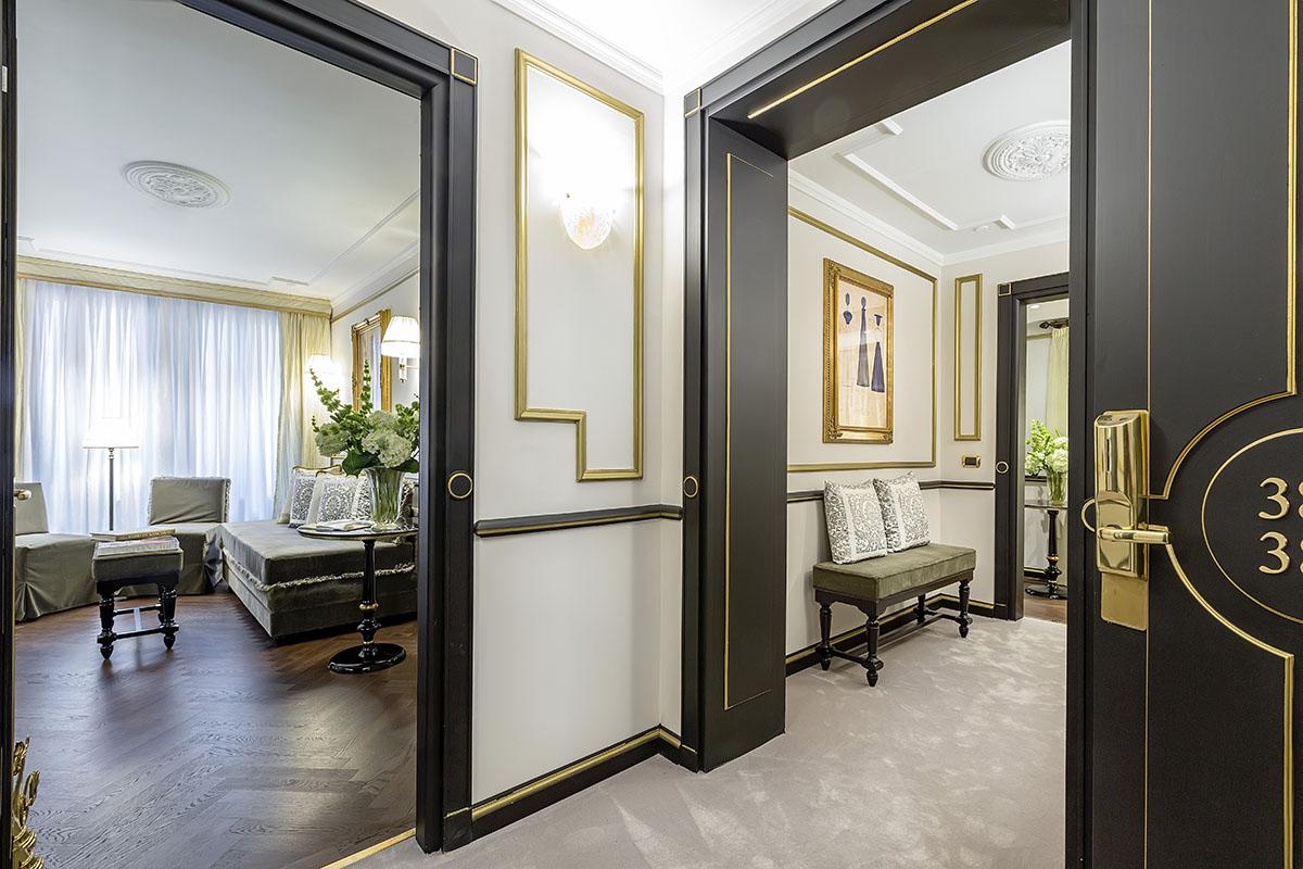 Starhotels Hotel Splendid a Venezia: interior Grand Suite