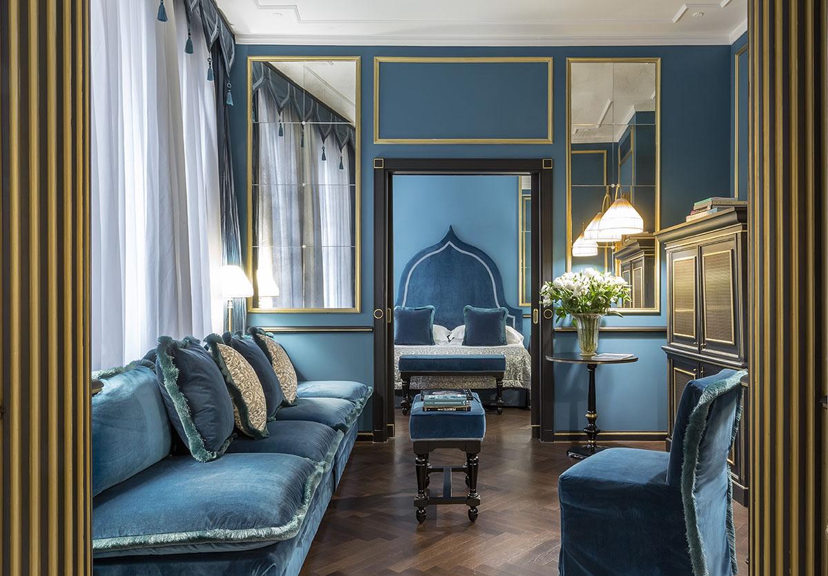 Starhotels Hotel Splendid a Venezia: Heritage Suite dettagli interior