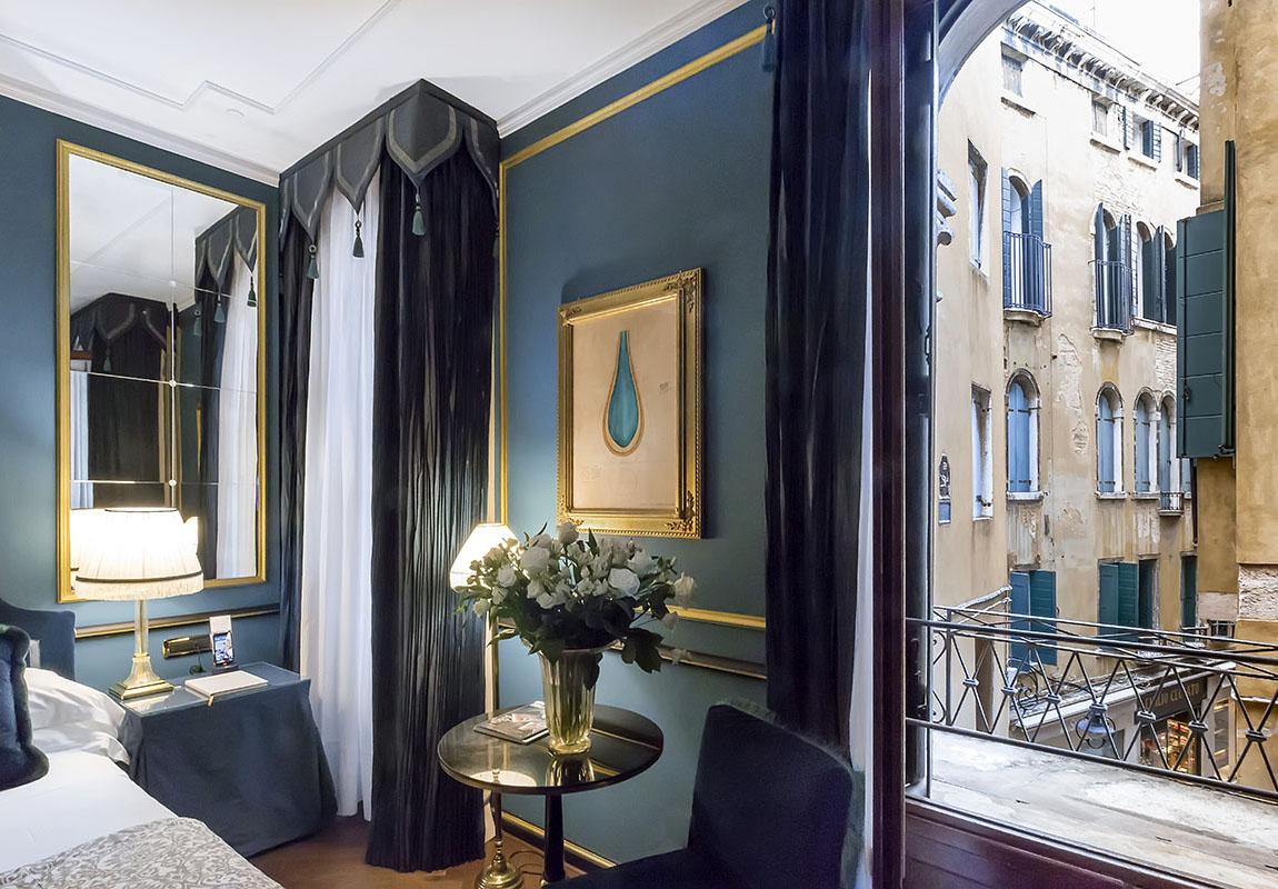 Starhotels Hotel Splendid a Venezia: Heritage Suite vista