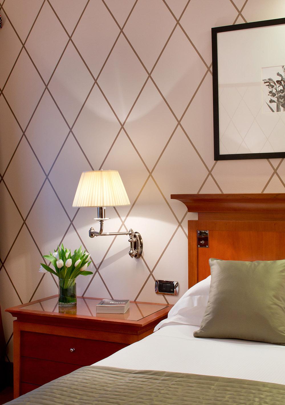 Starhotels Metropole a Roma: Stanza deluxe