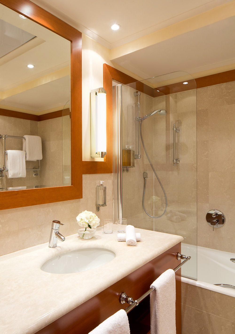 Starhotels Metropole a Roma: Dettagli bagno camera deluxe