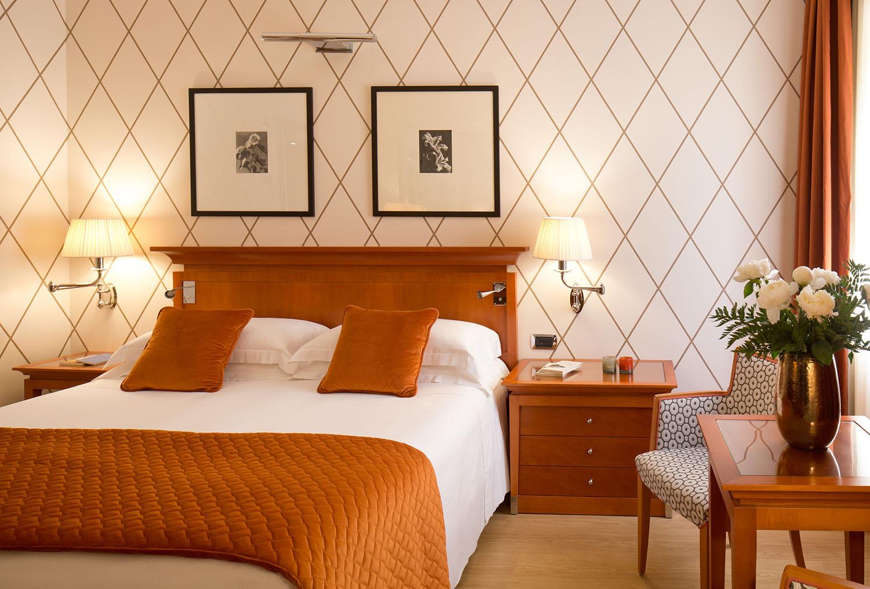 Starhotels Metropole a Roma: Dettaglio stanza