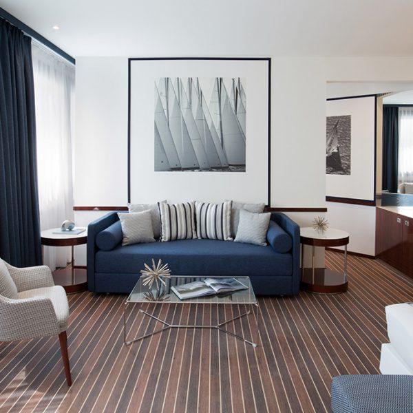Starhotels President a Genova: Junior Suite