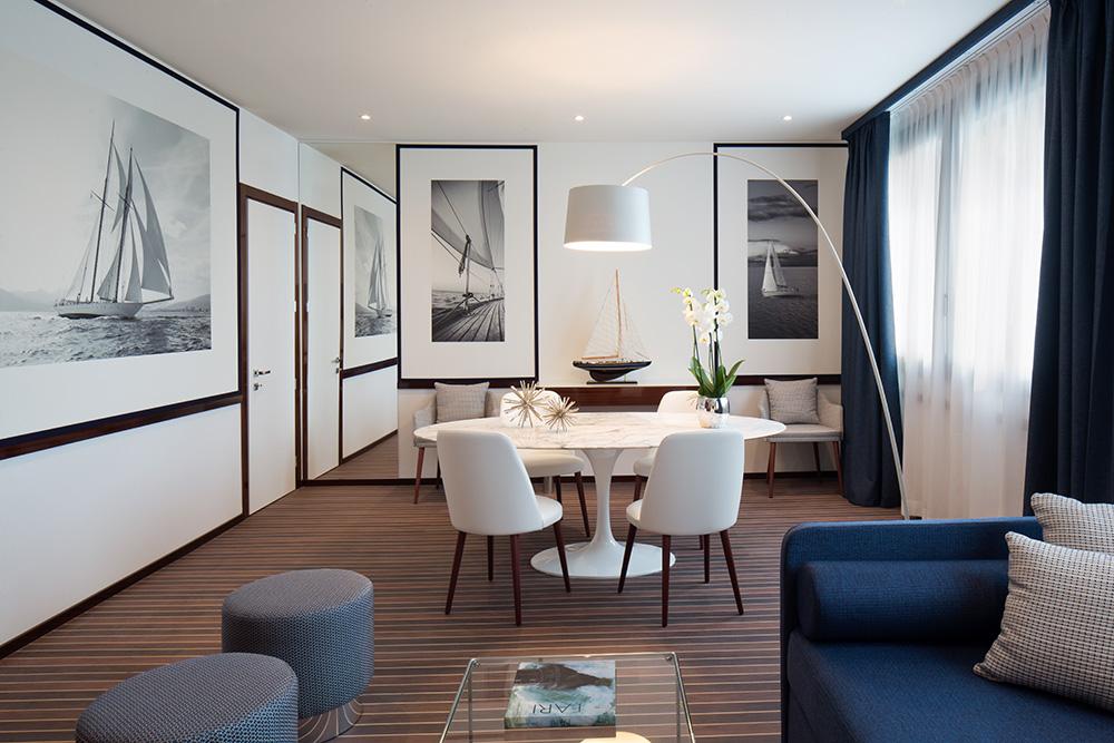 Starhotels President a Genova: Dettagli Presidential Suite