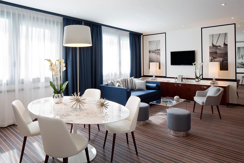 Starhotels President a Genova: Presidential Suite