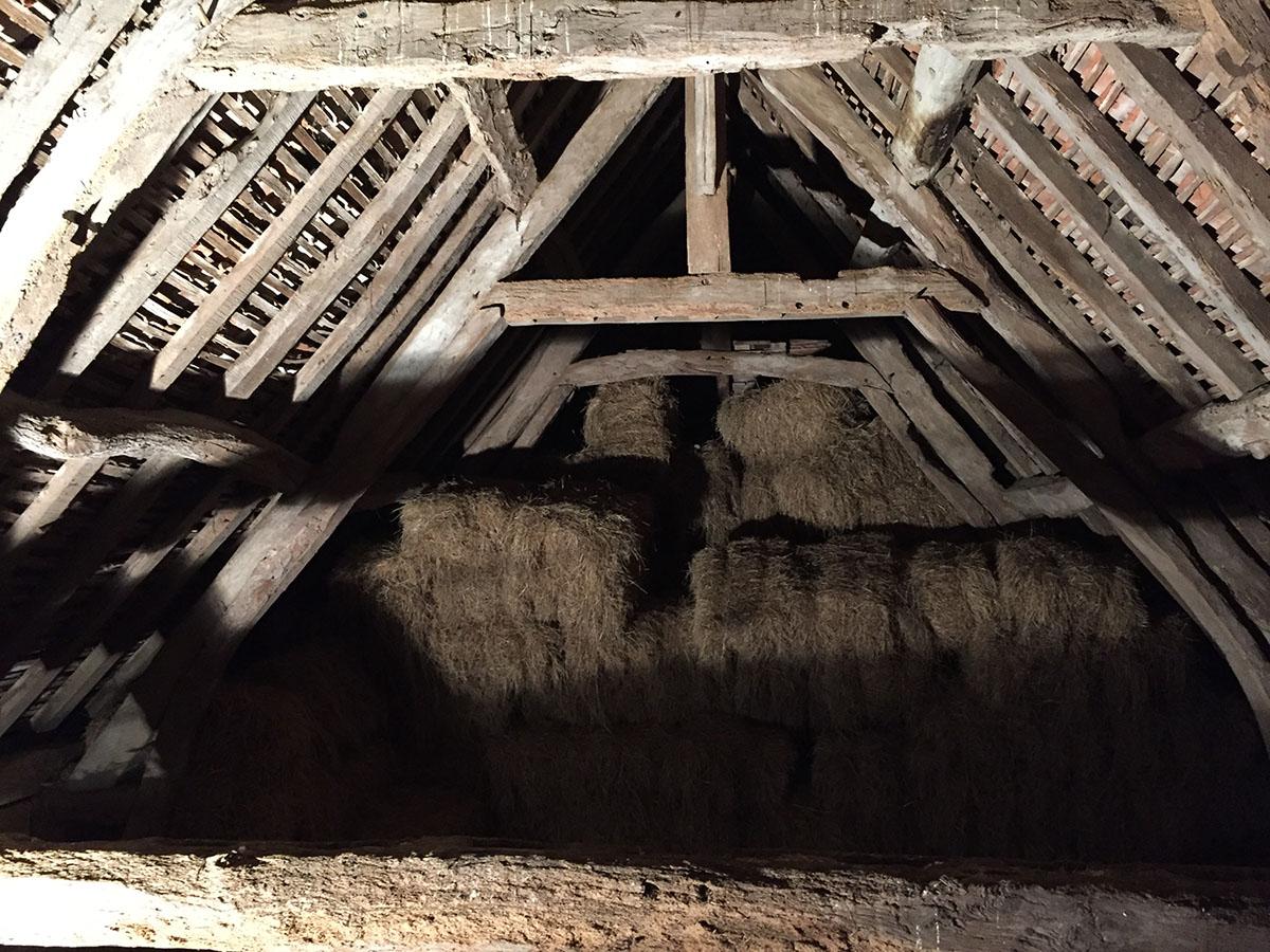 Cottage privati in Normandia: dettagli interni