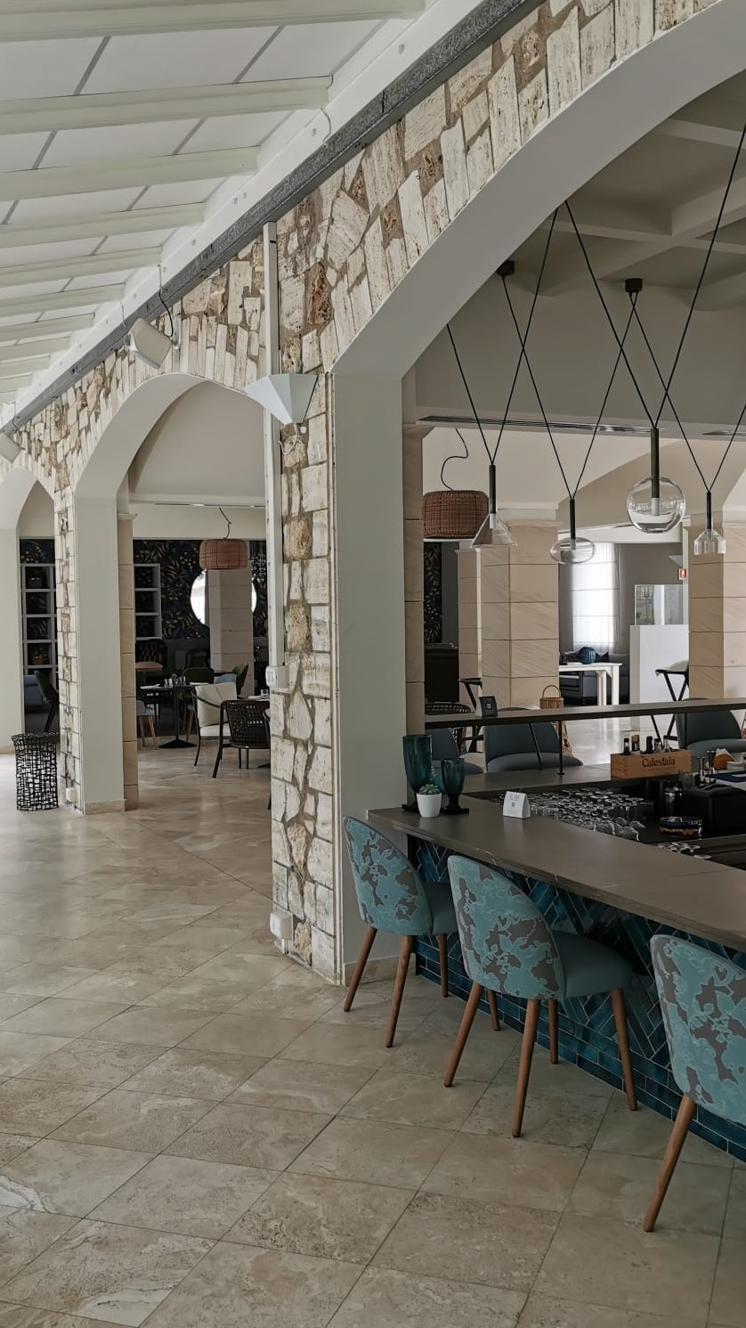 Terme di Saturnia Resort & SPA: dettaglio bar