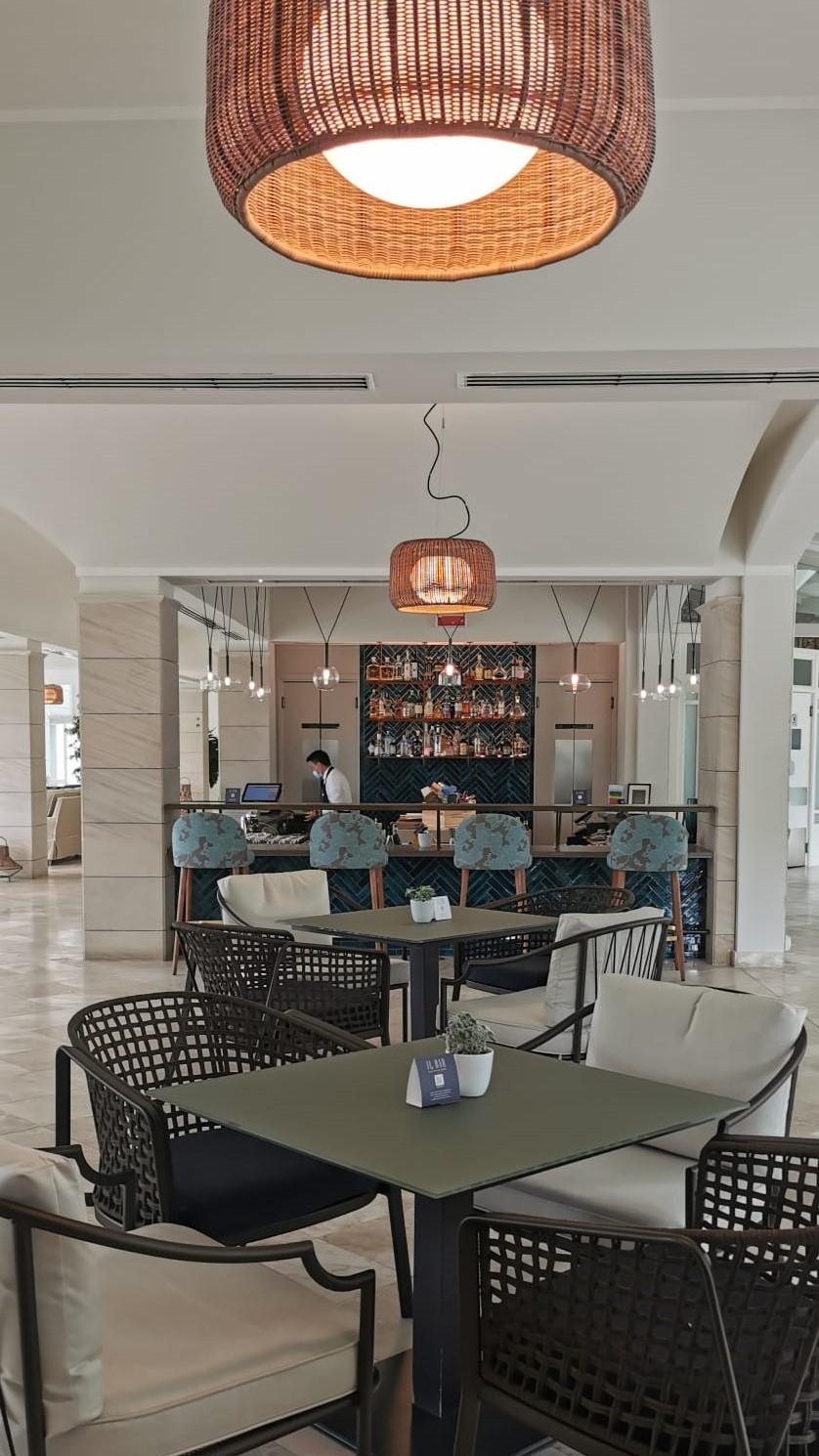 Terme di Saturnia Resort & SPA: dettaglio sala bar