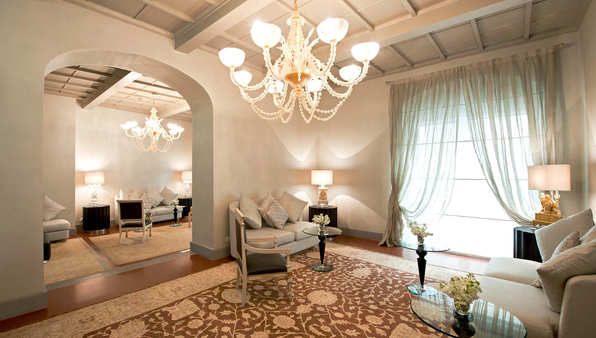 Hotel Brunelleschi a Firenze: Hall